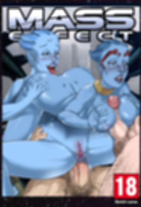 sketch lanza cock nude blue Samara titfucking while Liara gets anal mass effect nide boobs tits butt lick