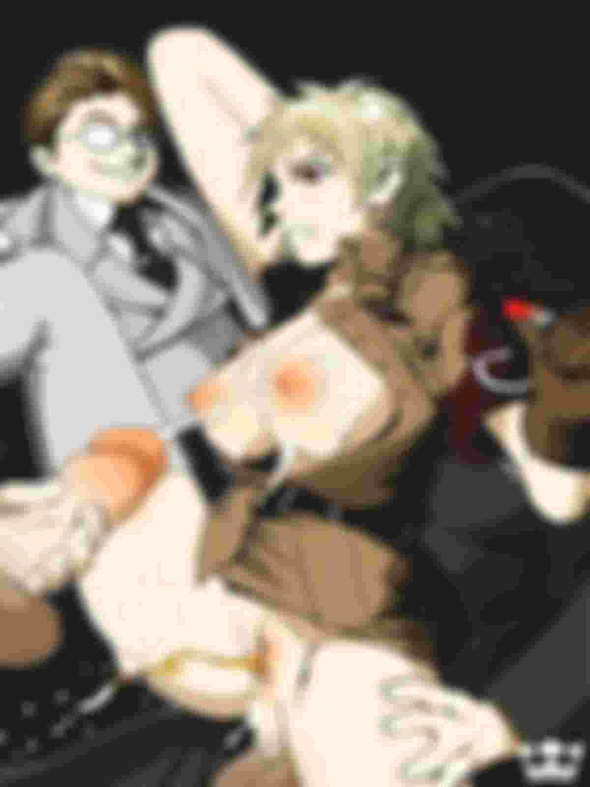 Hellsing police girl nude agree, this
