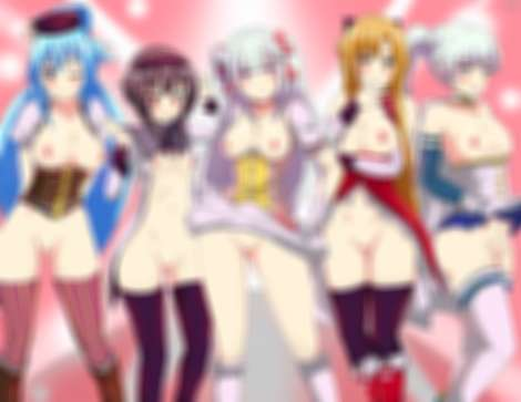 Horny Magical Girls Cosplay