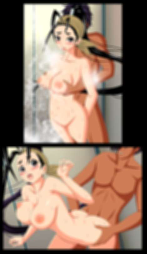 Ibuki have sex in the shower room